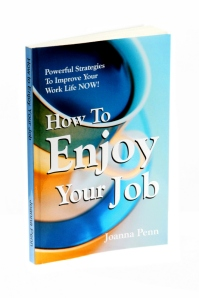 How to enjoy your job